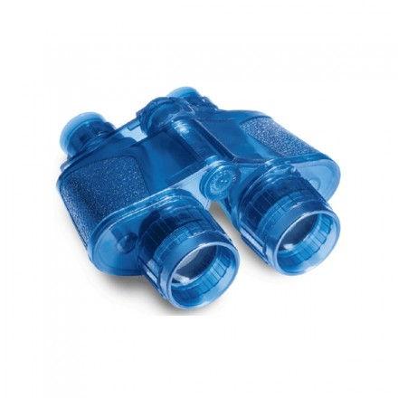Binoculares de plástico
