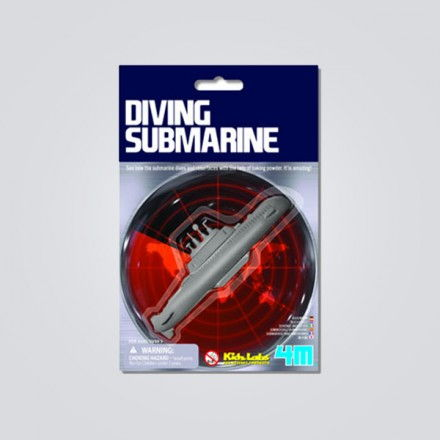SUBMARINO SUMERGIBLE