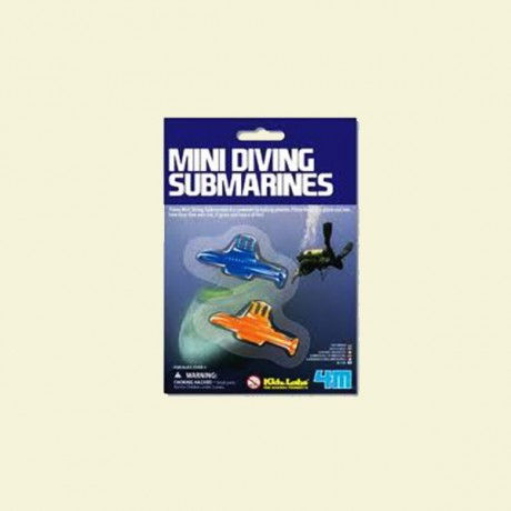 MINI DIVING SUBMARINE