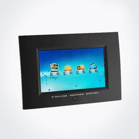 Marco digital y estación meteorológica TFA 35.1104