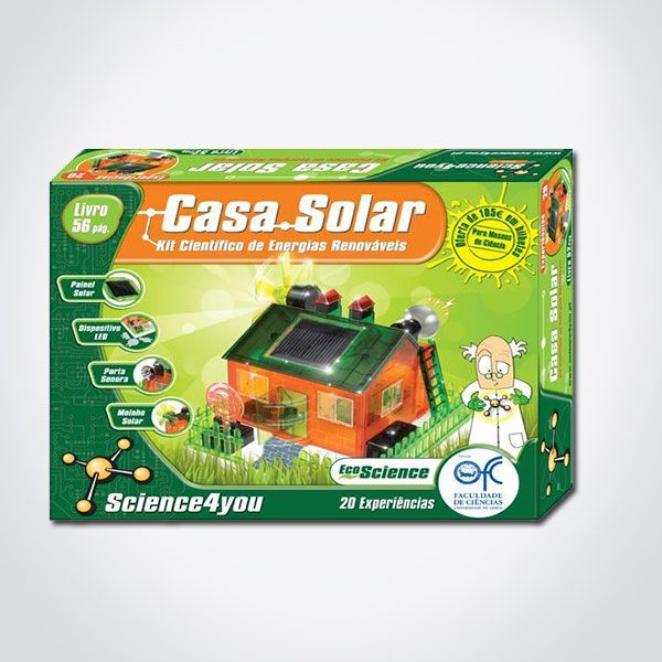 CASA SOLAR SCIENCE FOR YOU