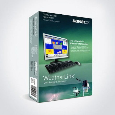 Weatherlink para Davis Vantage Vue y Vantage Pro