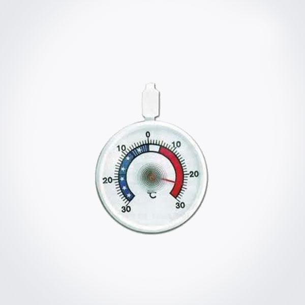 Termómetro circular para nevera TFA 14.4006