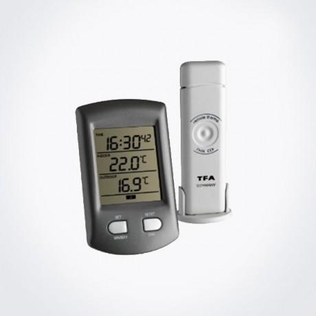 Termómetro inalámbrico int/ext TFA 30.3034.10