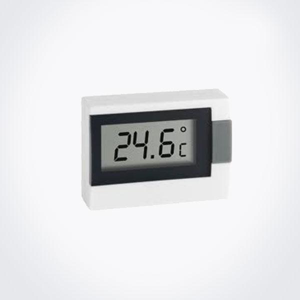 Term metro digital para interior tfa - Termometro de pared ...