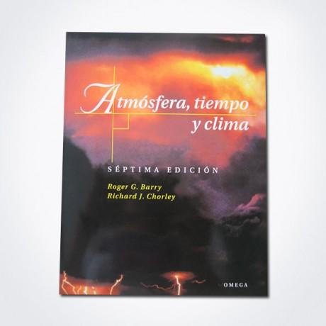 ATMÓSFERA, TIEMPO Y CLIMA