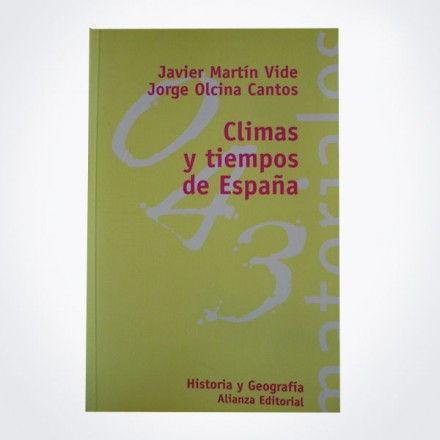 CLIMAS Y TIEMPOS DE ESPAÑA