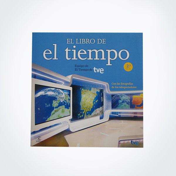 EL LIBRO DE EL TIEMPO DE TVE