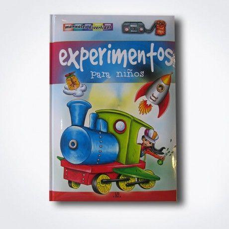 Experimentos para niños LIBSA
