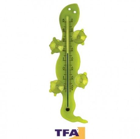 Termómetro para ventana modelo Gecko TFA 14.6018