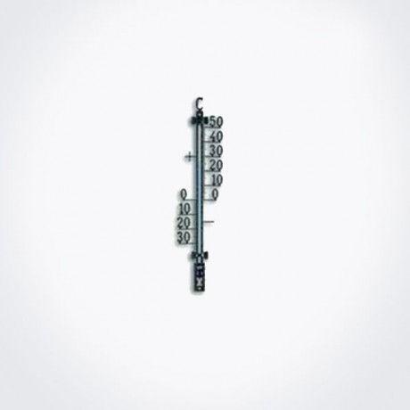 Termómetro metálico para exterior TFA 12.5000