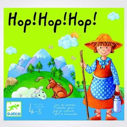 HOP! HOP! HOP! (JUEGO DE MESA)