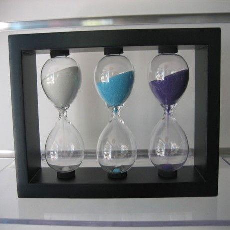 Reloj de arena de 3, 5 y 7 minutos