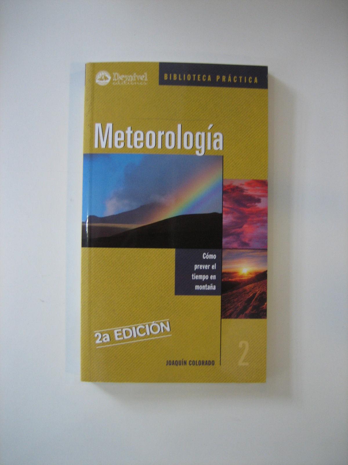 METEOROLOGÍA – DESNIVEL