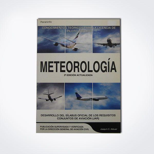 METEOROLOGÍA – SILABUS OFICIAL