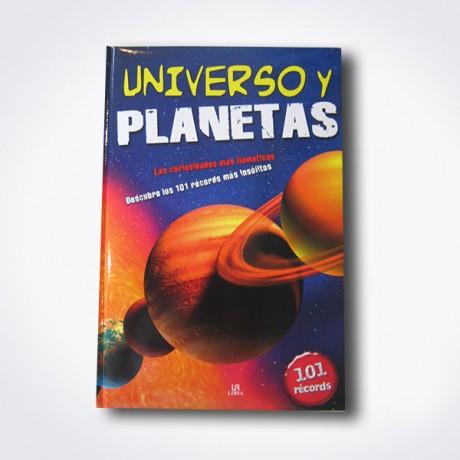 Universo y planetas – 101 records