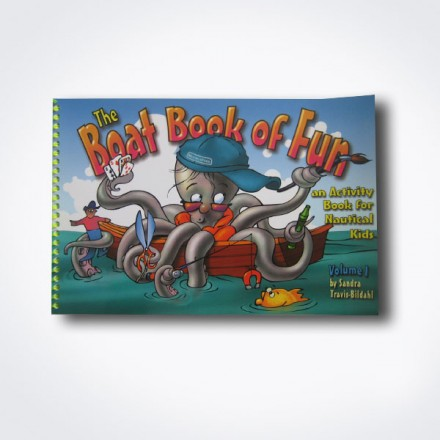 The boat book of fun – Cuaderno de bitácora