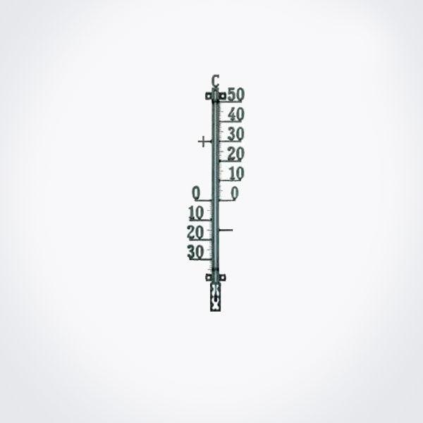 Termómetro exterior de forja pequeño TFA 12.5000