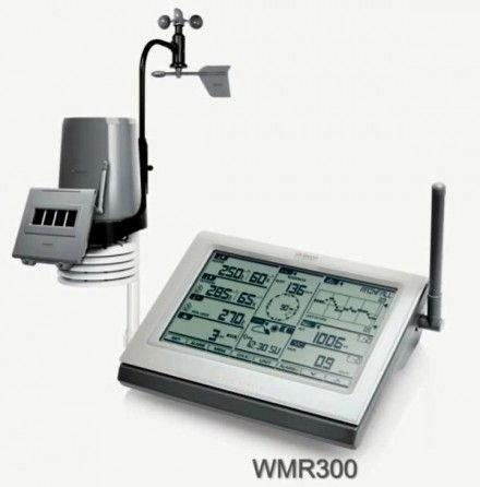 estación Oregón WMR-300
