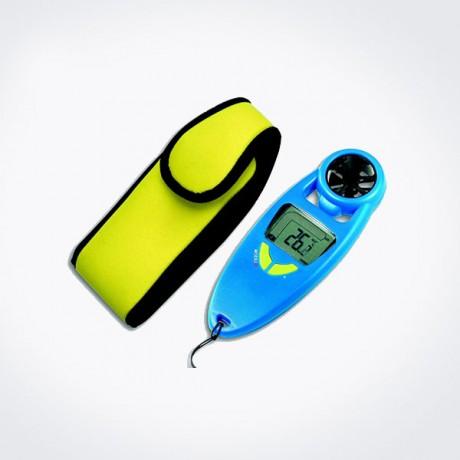 Anemómetro digital con medición de temperatura TFA 42.6000.06