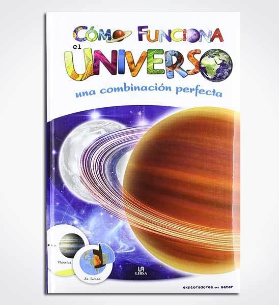 CÓMO FUNCIONA EL UNIVERSO – EXPLORADORES DEL SABER