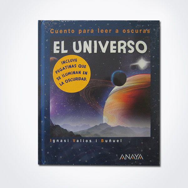 EL UNIVERSO – CUENTO PARA LEER A OSCURAS