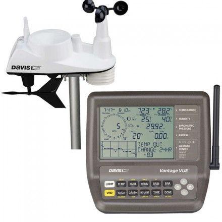 Estación meteorológica Davis Vantage Vue con Weatherlink USB