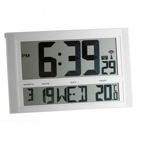 Reloj digital de pared XXL TFA 98.1090