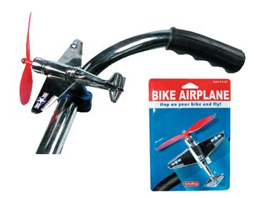 Bike airplane – PROTOCOL