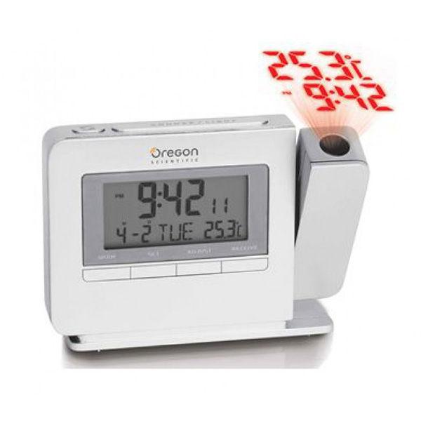 Reloj proyector con temperatura interior Oregon TW-223