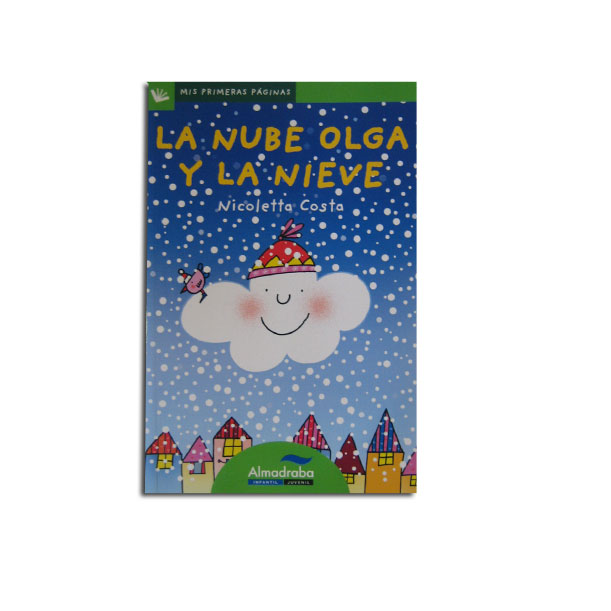 La nube Olga y la nieve