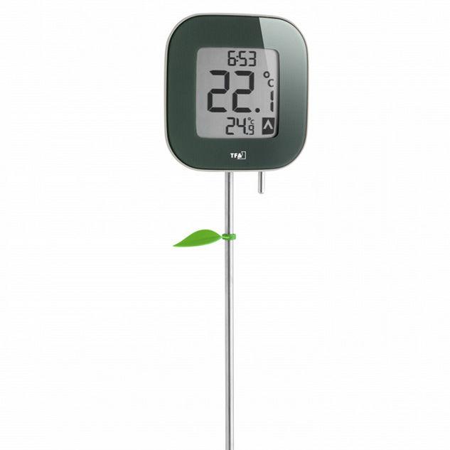 Termómetro digital de jardín XXL TFA 30.2029.04