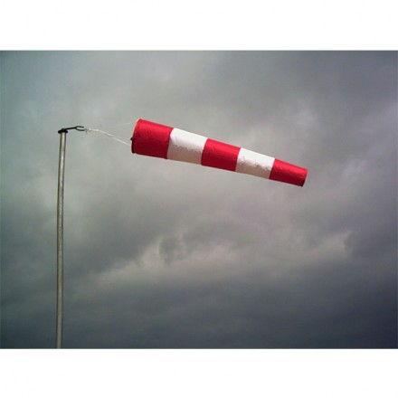 Manga de viento pequeña de longitud 1,50 m.