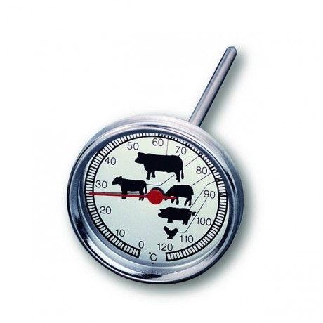 Termómetro para carnes y asados TFA 14.1002.60.90