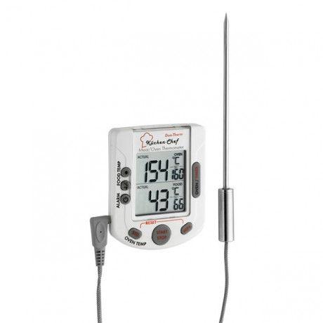 Termómetro digital para horno y carne TFA 14.1503