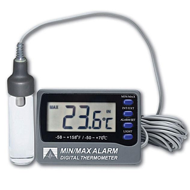 Termómetro digital para nevera con certificado TR12215