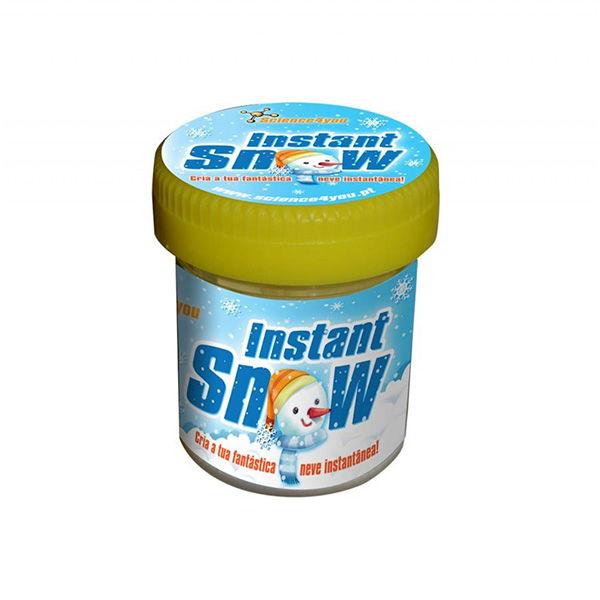 Nieve instantánea 45 gramos