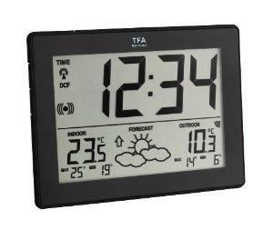 Estación meteorológica inalámbrica TFA 35.1125.01