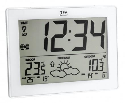 Estación meteorológica inalámbrica TFA 35.1125.02