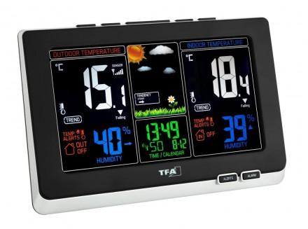 Estación meteorológica inalámbrica TFA 35.1129.01