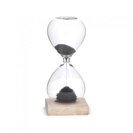 Reloj magnético de arena de 1 minuto