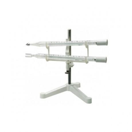 Termómetro de mínimas para garita meteorológica de 0.5º de precisión