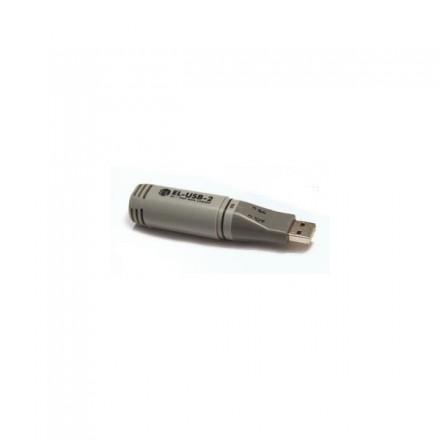 Datalogger USB de temperatura y humedad EL-USB-2