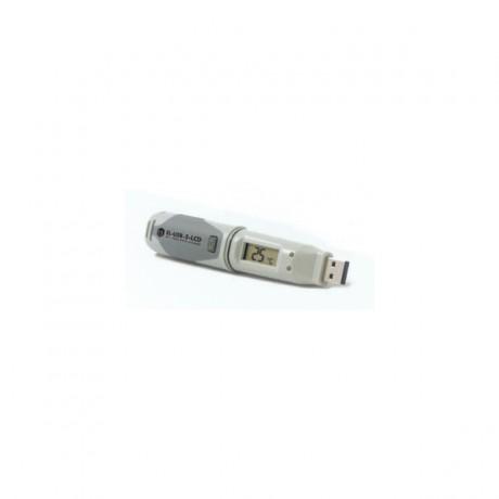 Datalogger USB de temperatura y humedad EL-USB-2-LCD