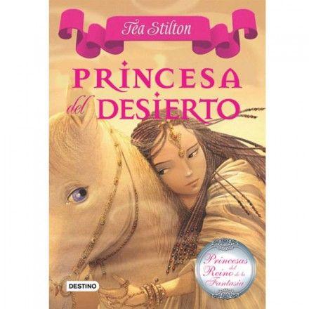 Tea Stilton – Princesa del desierto