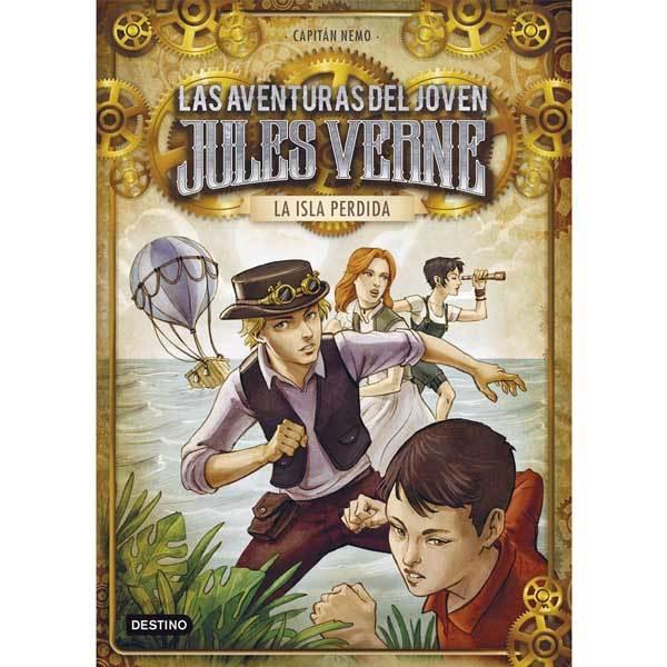 Las aventuras del joven Julio Verne