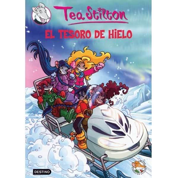 Tea Stilton – El tesoro de hielo