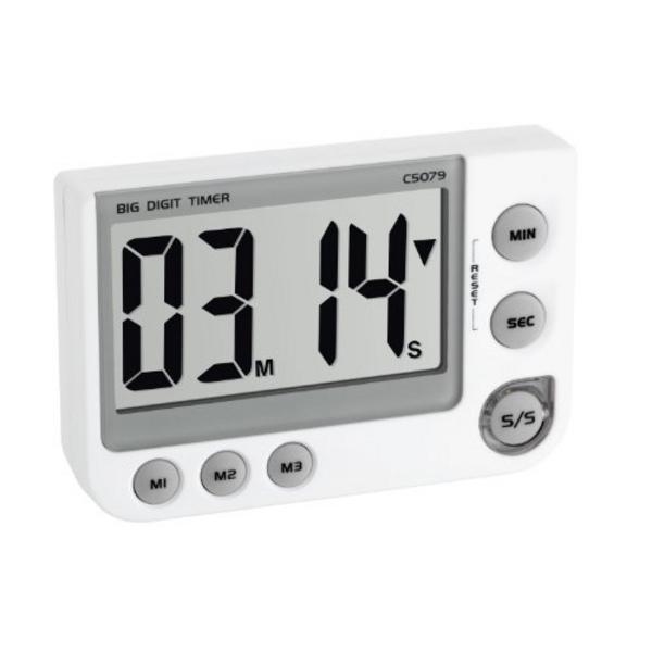 Avisador digital de un tiempo TFA 38.2024