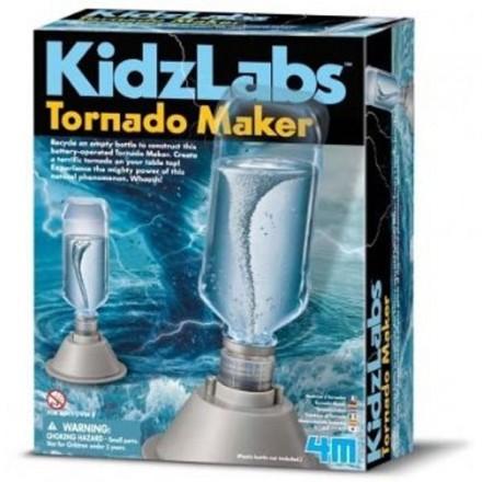 Tornado en una botella