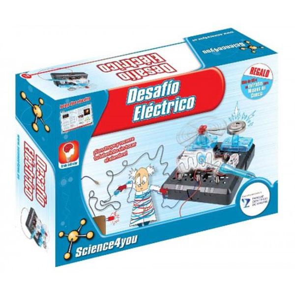 Desafío eléctrico Science 4 You
